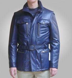 Zaffers Куртка кожаная 36 900 руб.