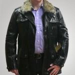 Мужская Куртка С Бобровым Мехом