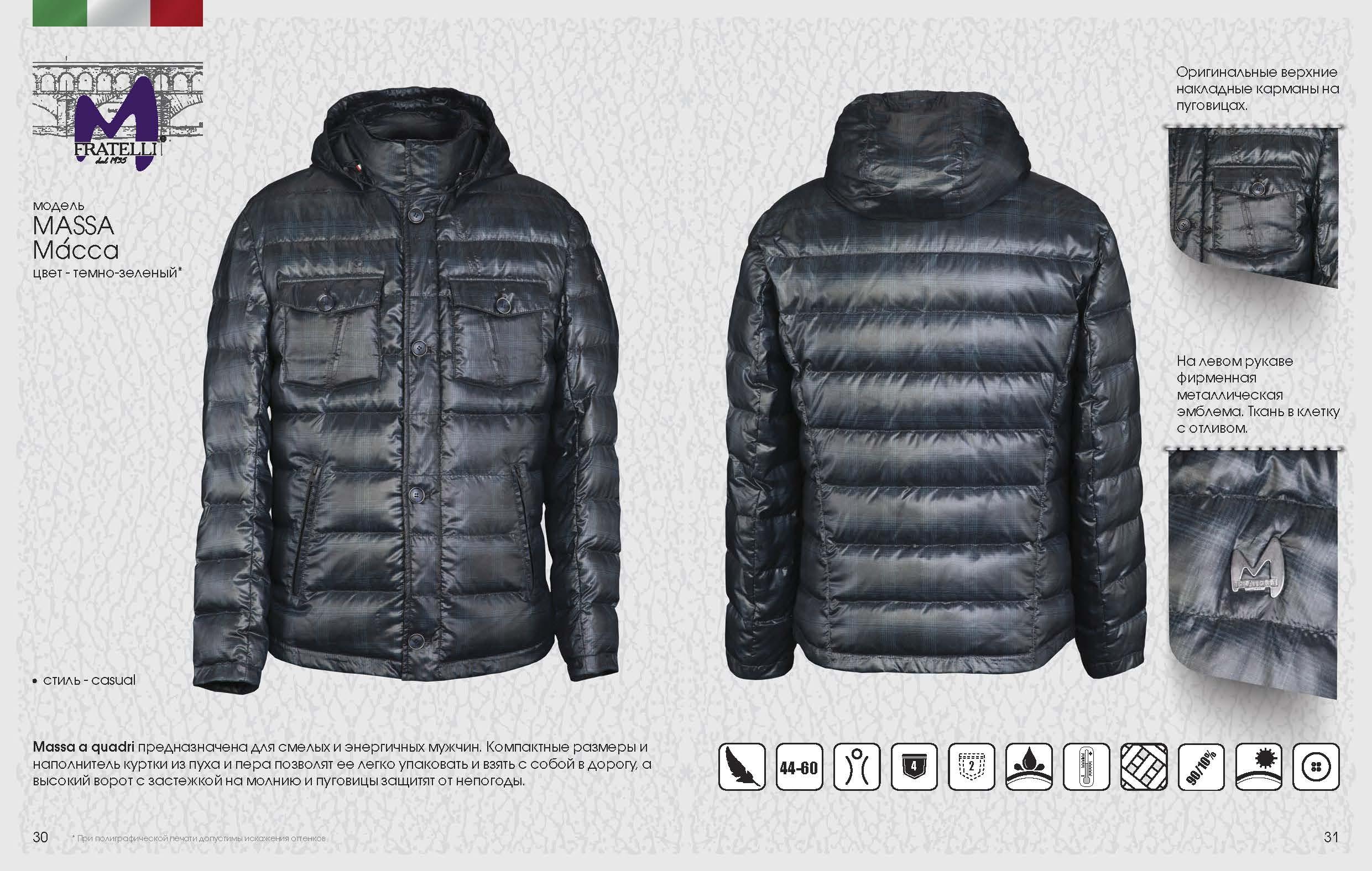 Куртка Fratelli M Купить
